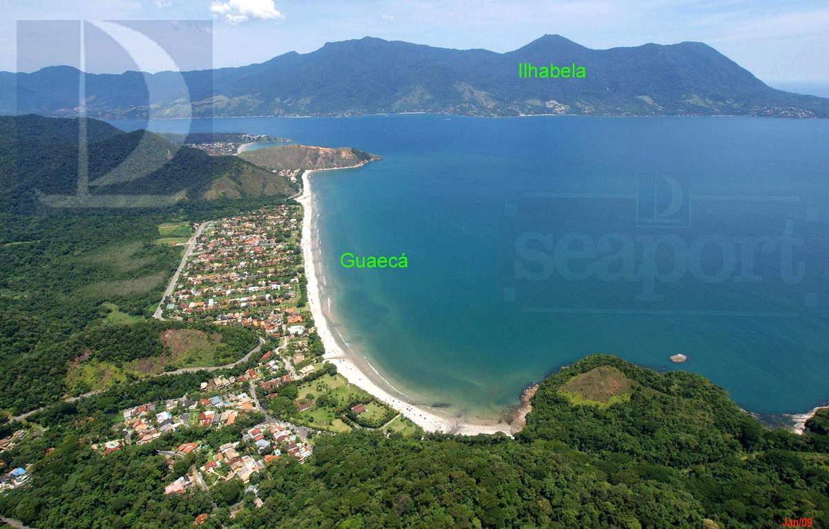Praia de Guaecá