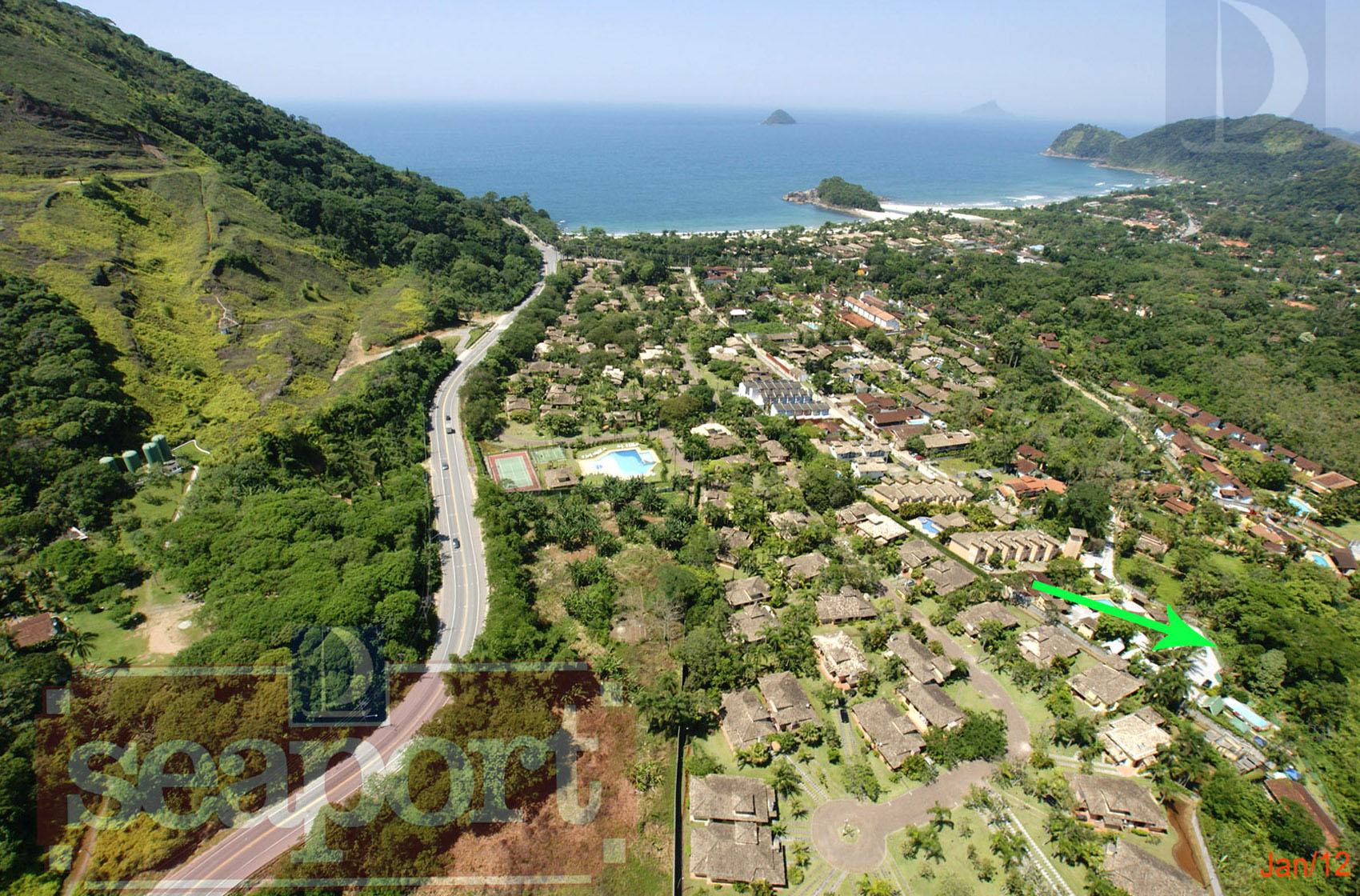 Localização do Terrenoi