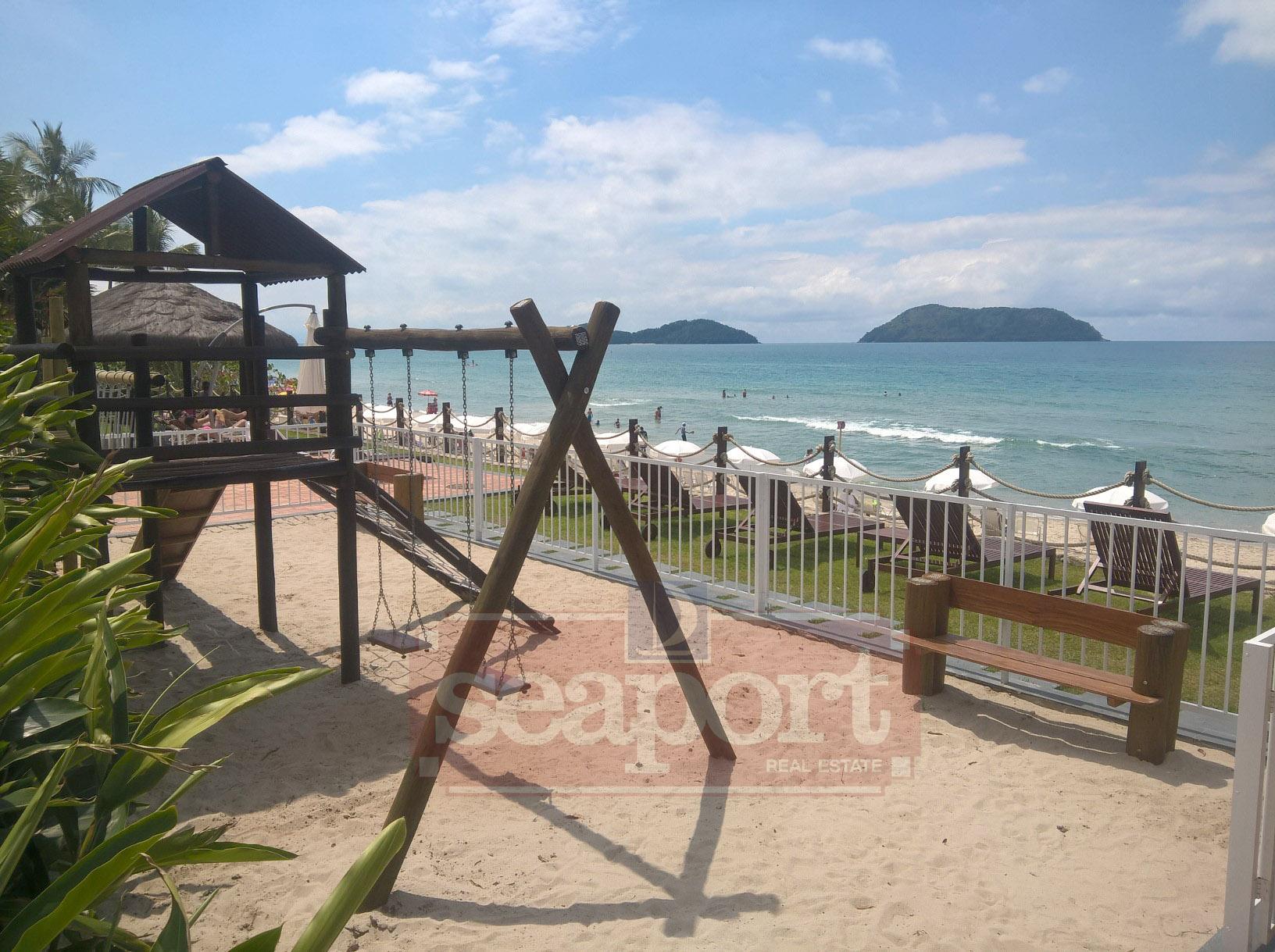 Playground Frente ao Mar