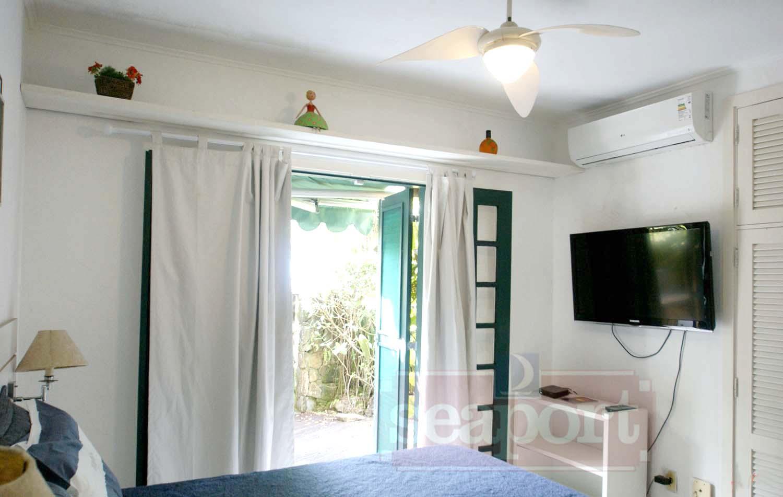 Suite 1 com ar condicionado