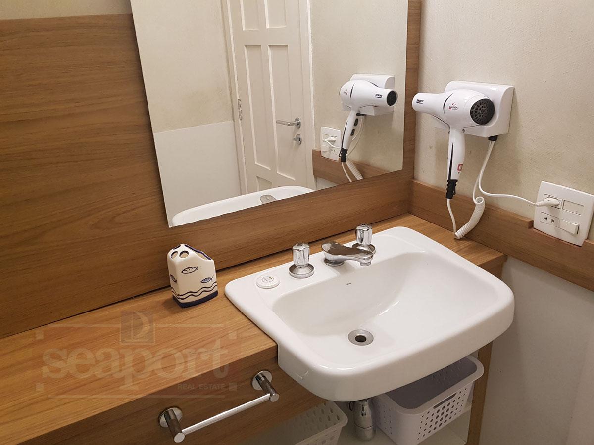 Banheiro suíte 1 c/ secador
