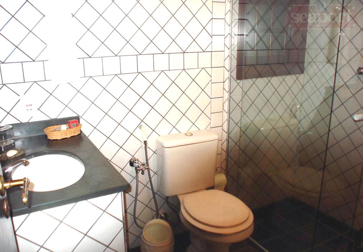 Dormitório 1 WC