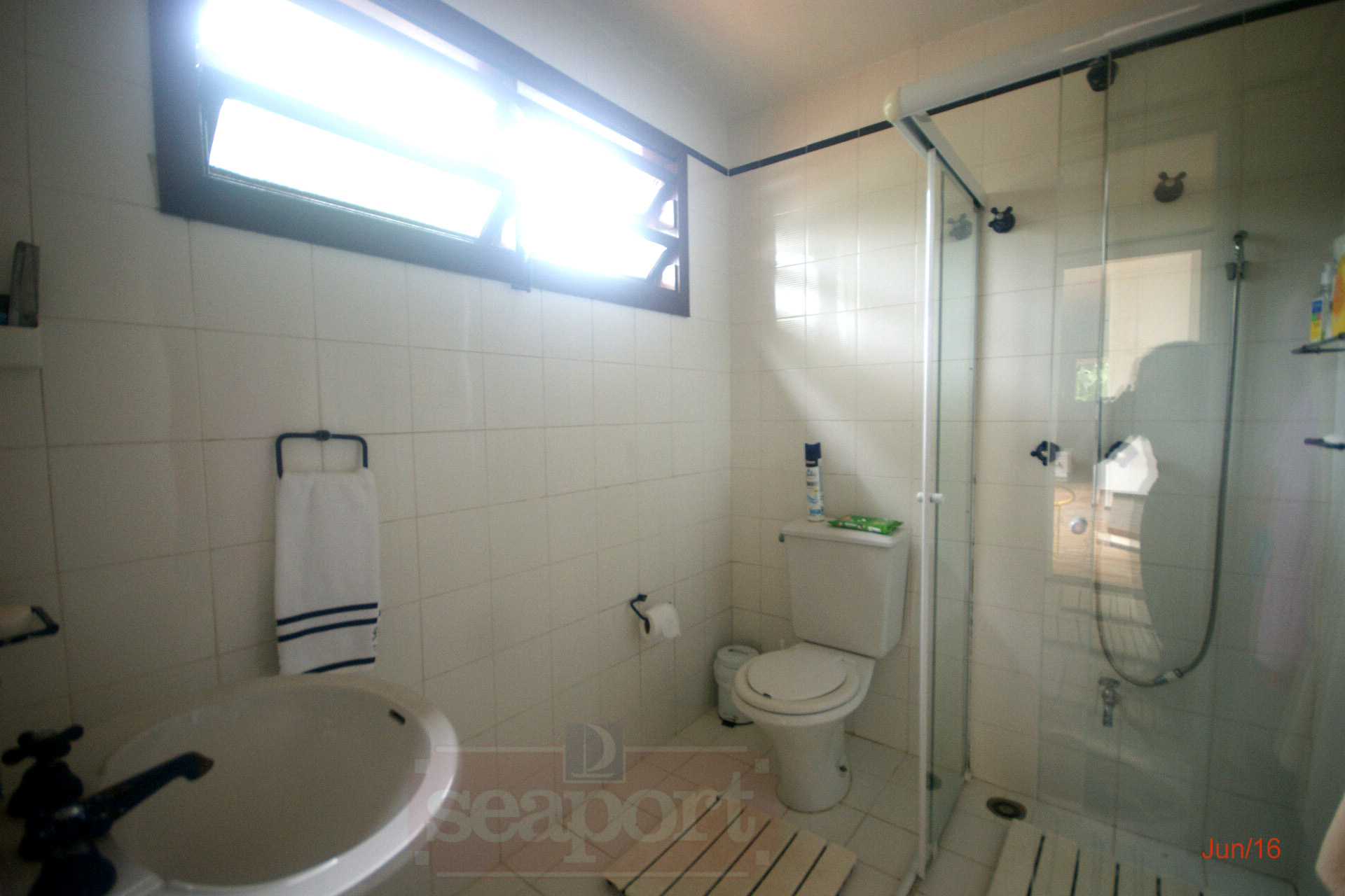 Sauna WC