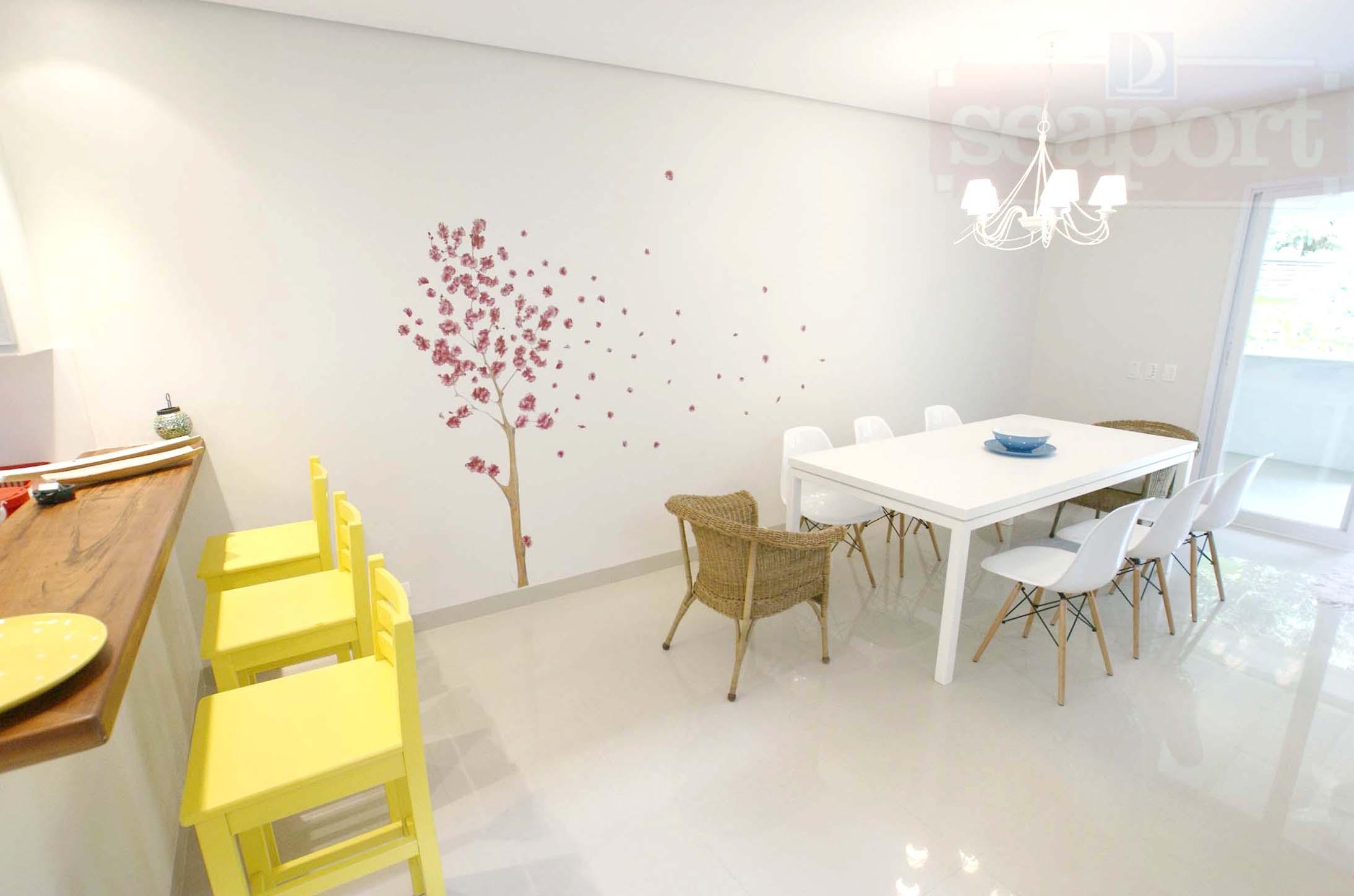 Sala de Jantar/Bancada Cozinha