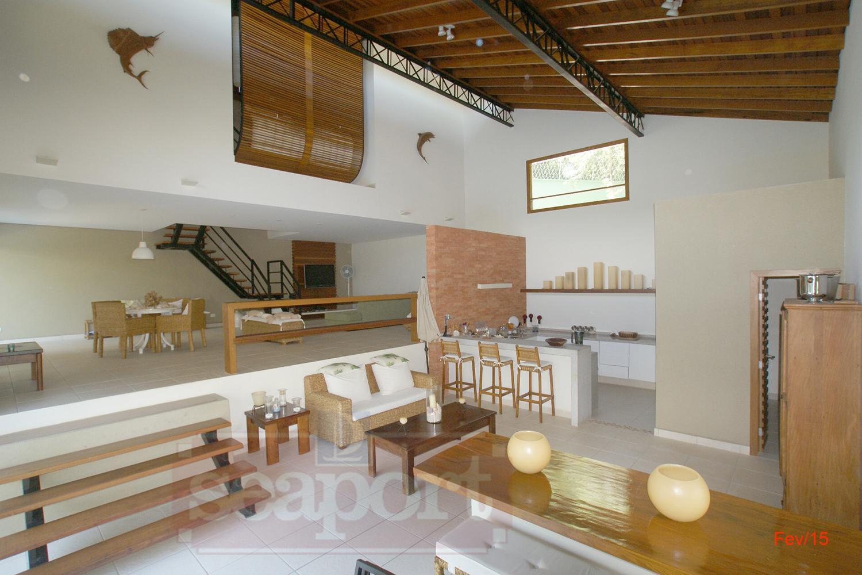 Salas e Cozinha