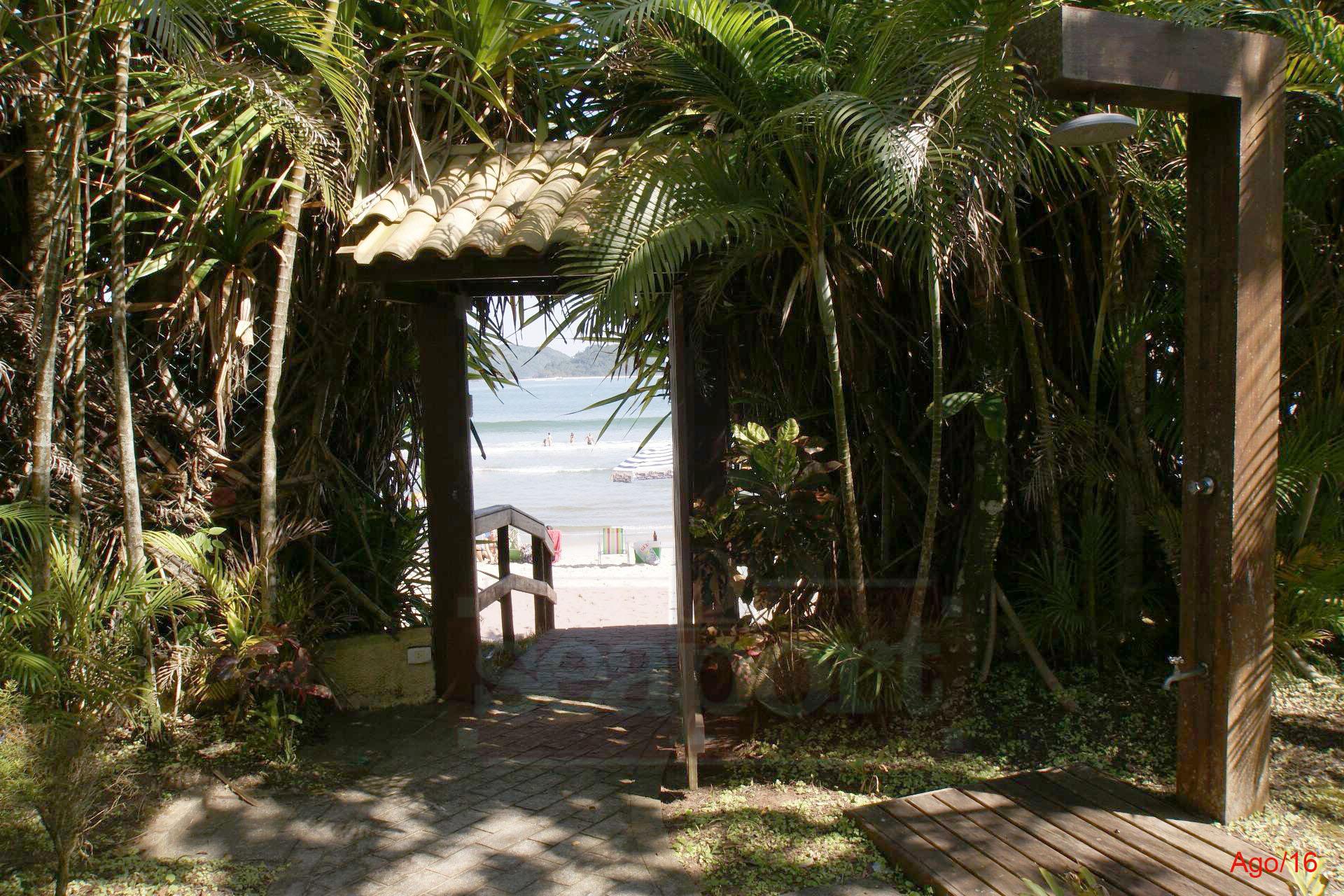Acesso Praia