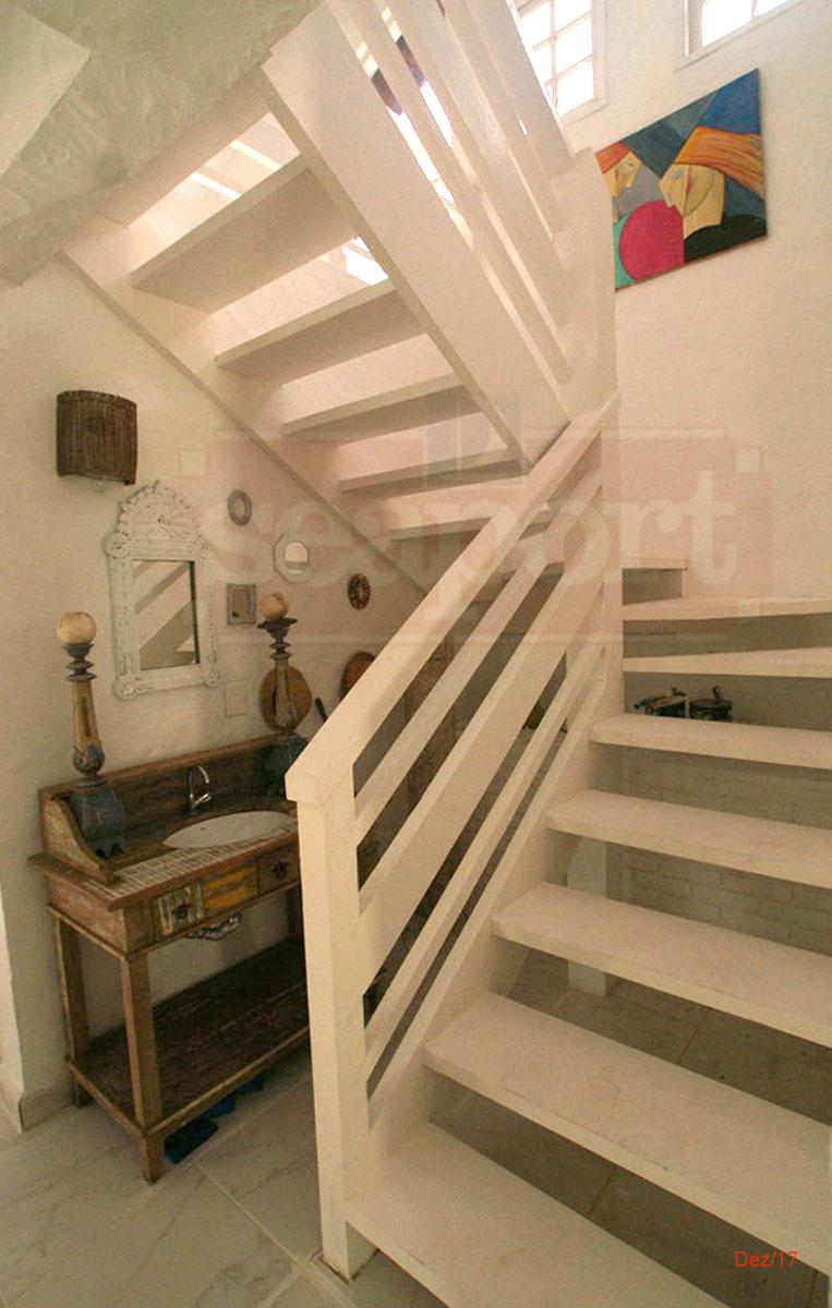 Escada dormitórios