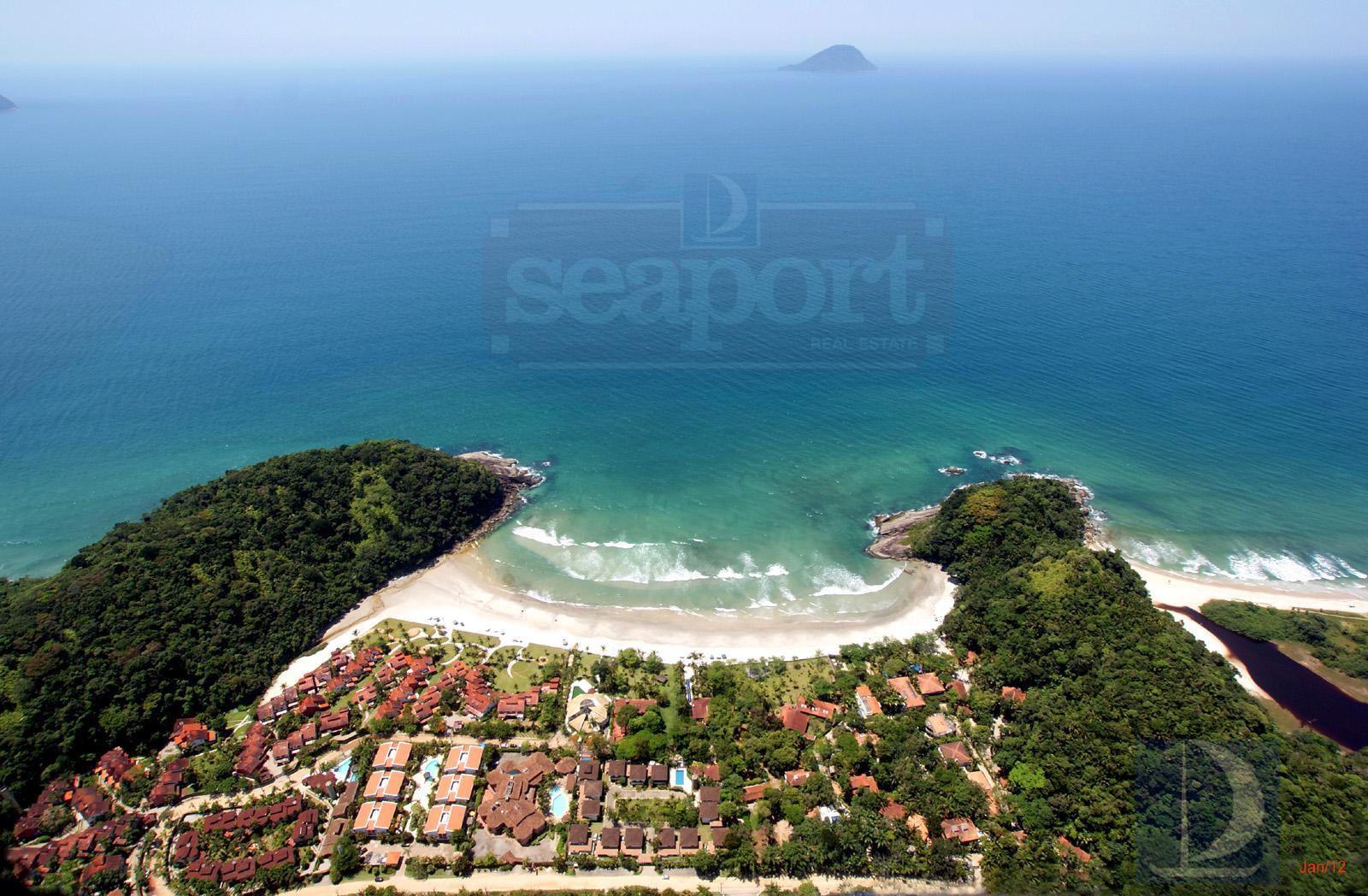 Vista aérea praia Engenho