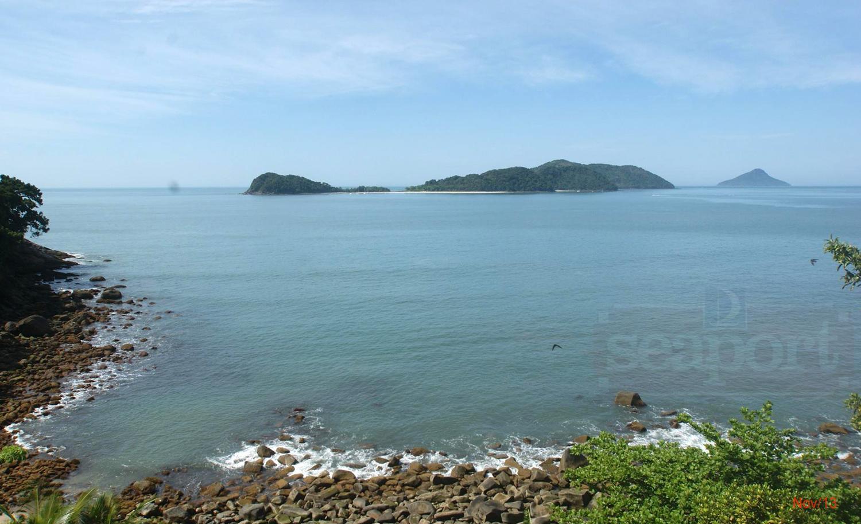 Vista Frente ao Mar