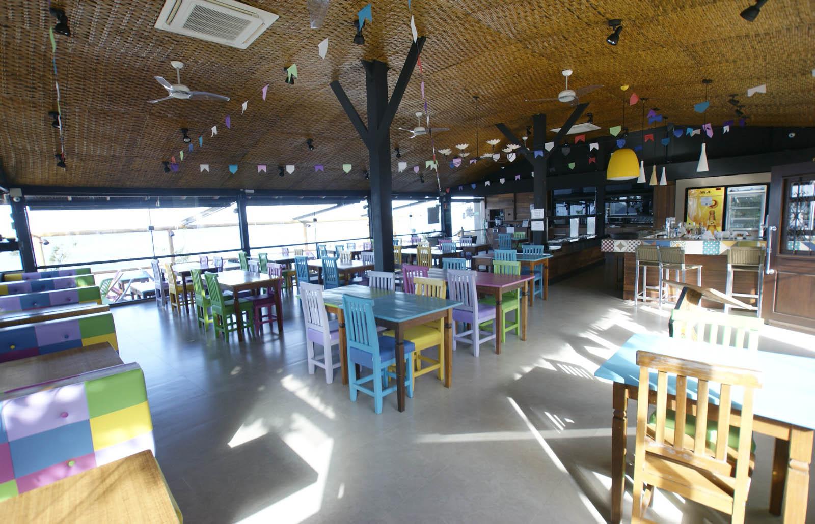 Restaurante vizinho, frente ao mar: Sapore di Mare