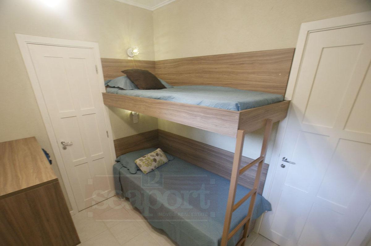 Suíte 3 Beliche e sub-cama