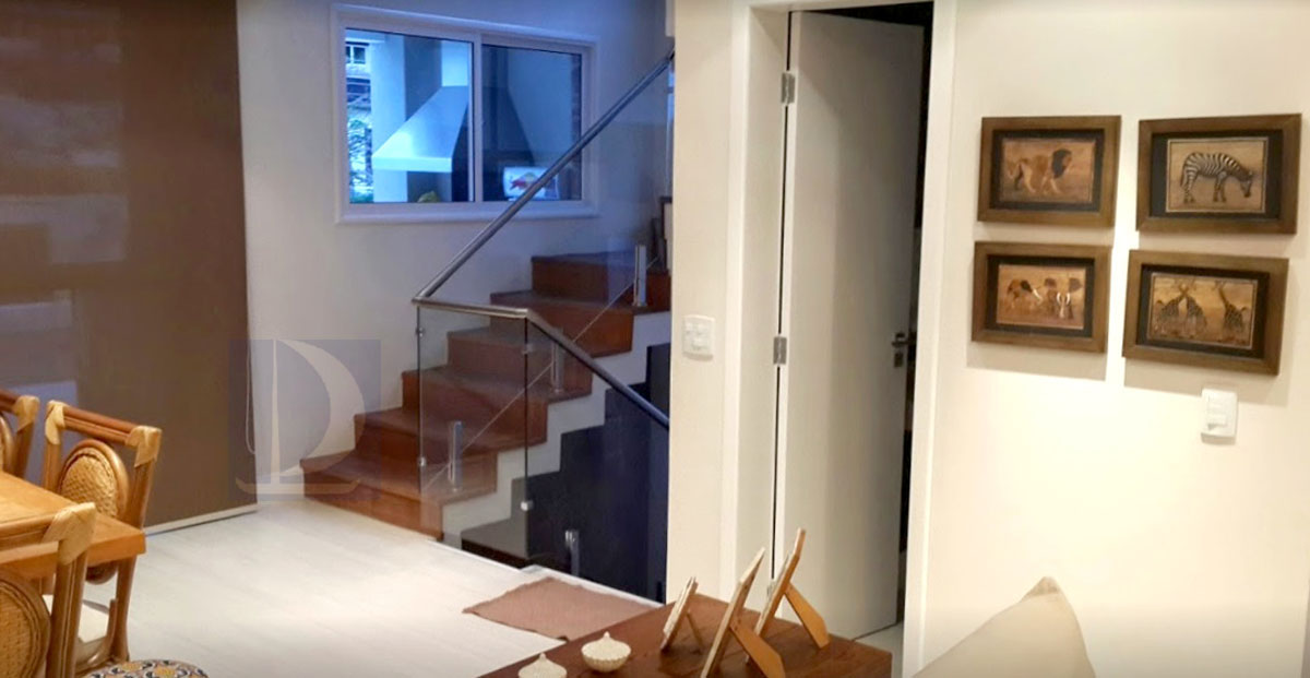 Escada para Andar Superior