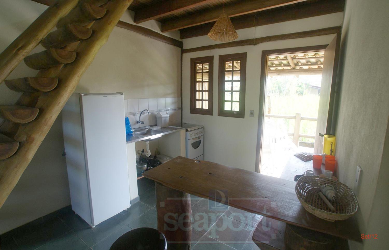 Cozinha - Chalé