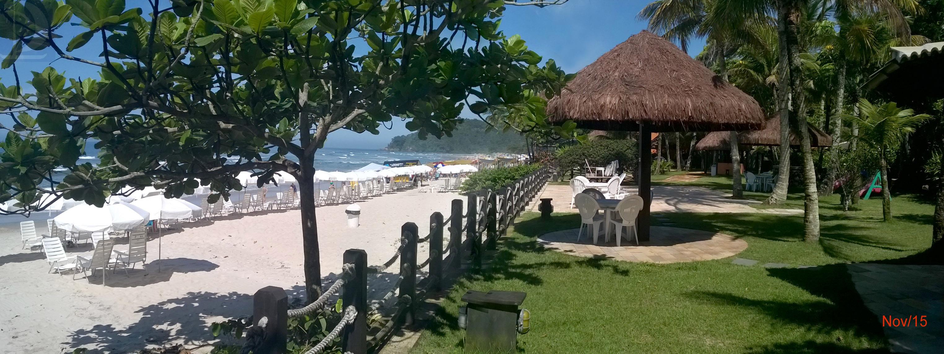 Jardim Praia Quiosque