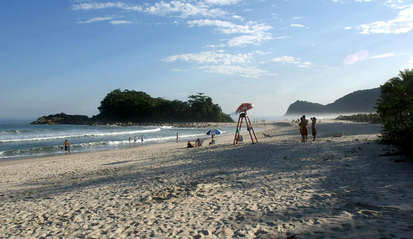 Praia de Camburyzinho