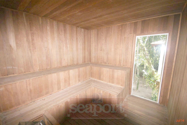 Sauna comum