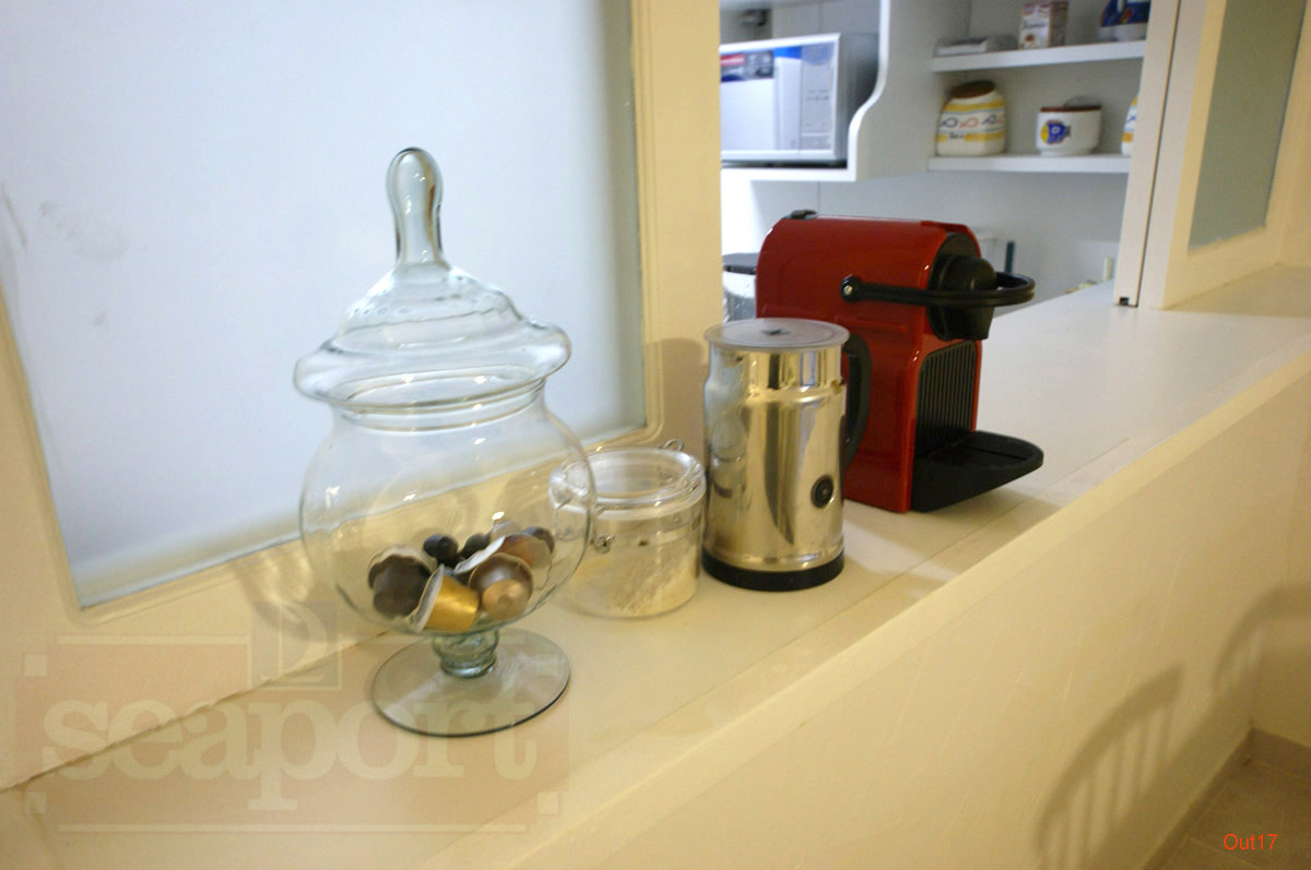 Cafeteira & Aeroccino Nespresso