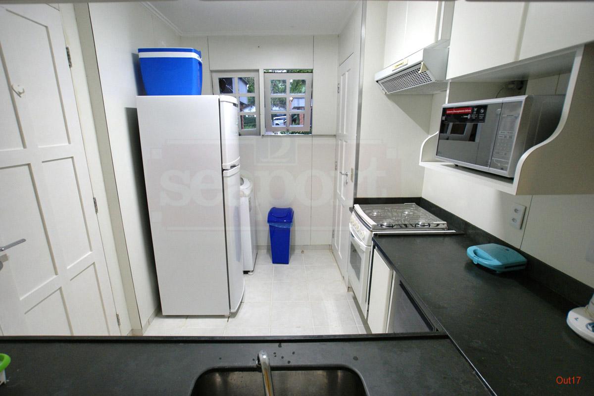 Cozinha c/ Geladeira Duplex