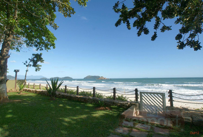 Vista Jardim Frente ao Mar