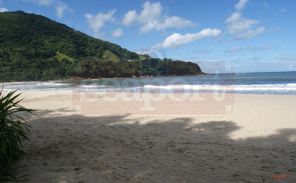 Praia Camburizinho