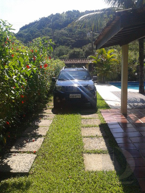 Jardim/Garagem