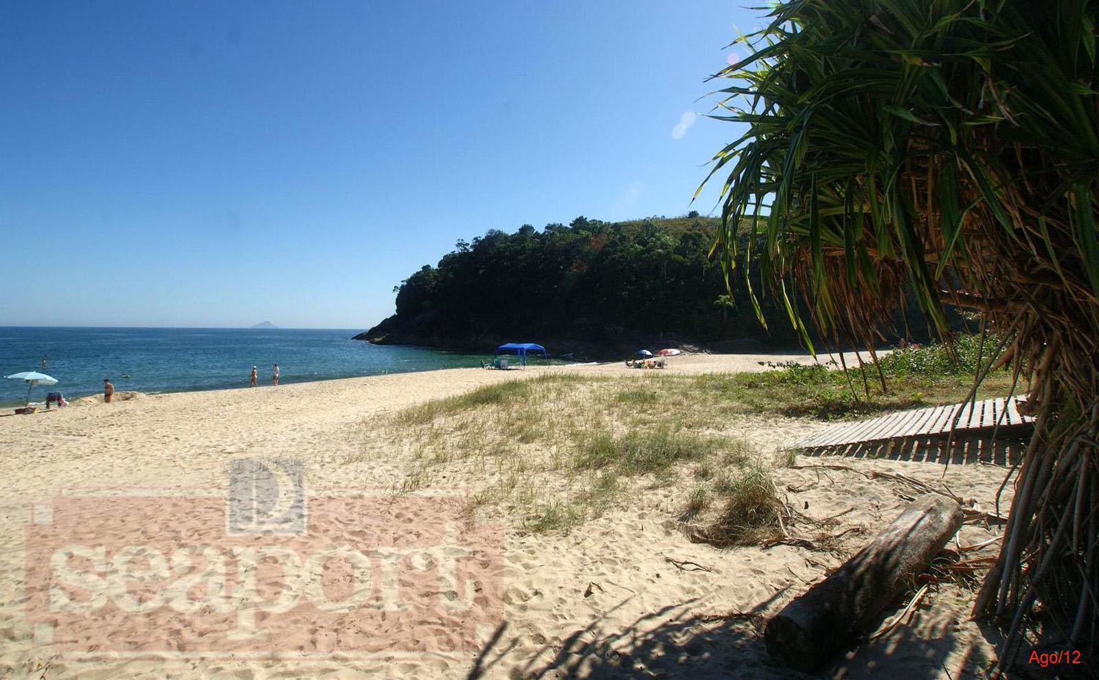 Vista da Praia Direita