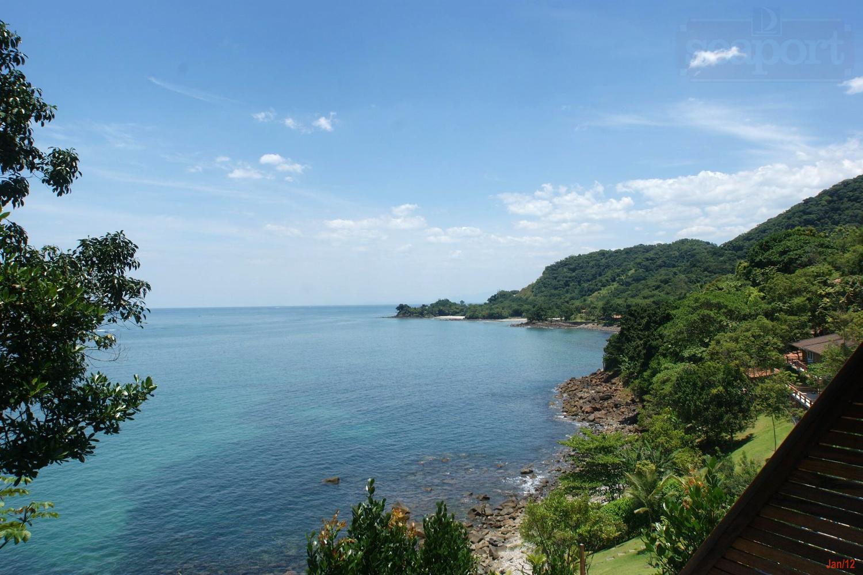 Vista  para o Mar/Varanda