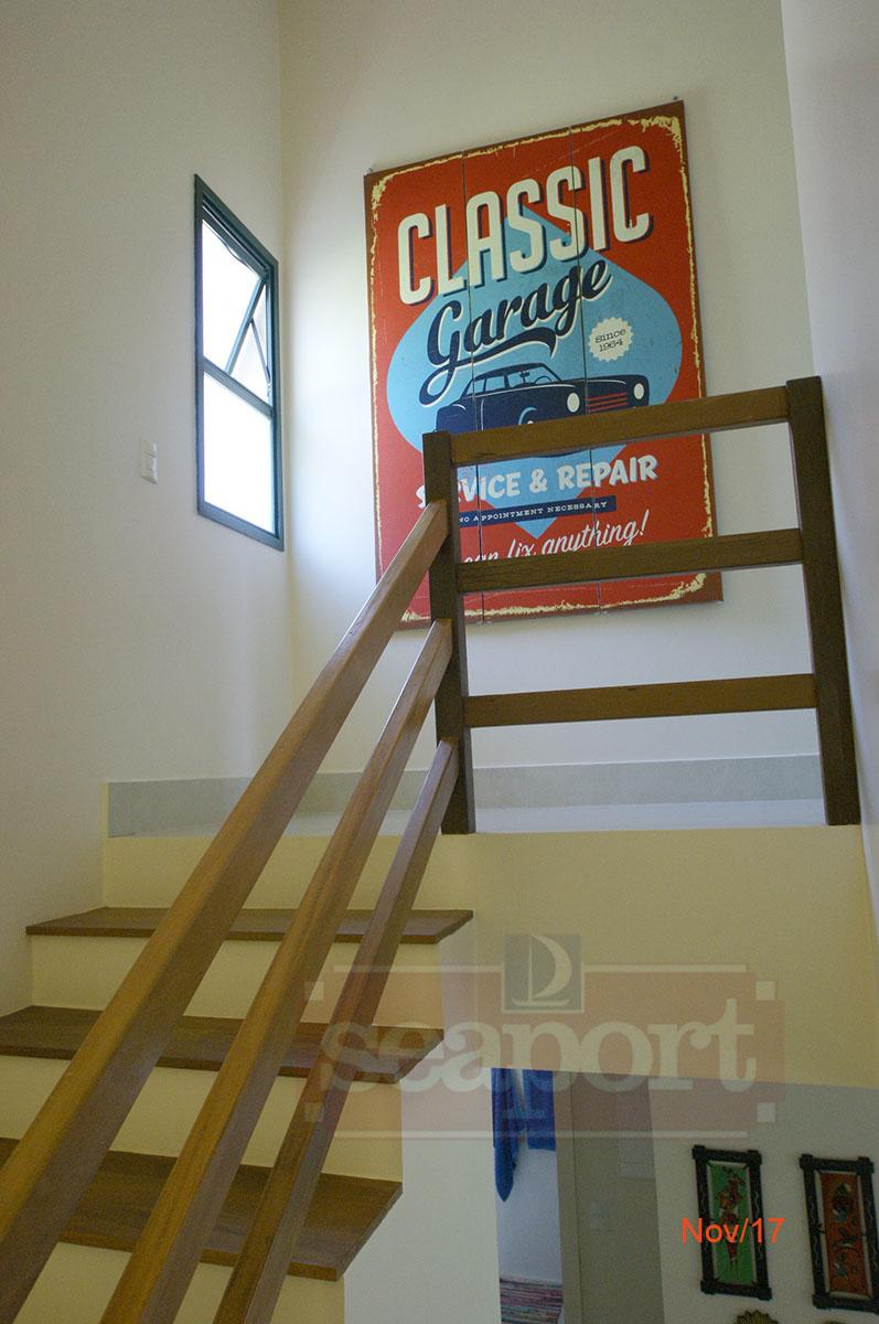 Escadas Dormitórios