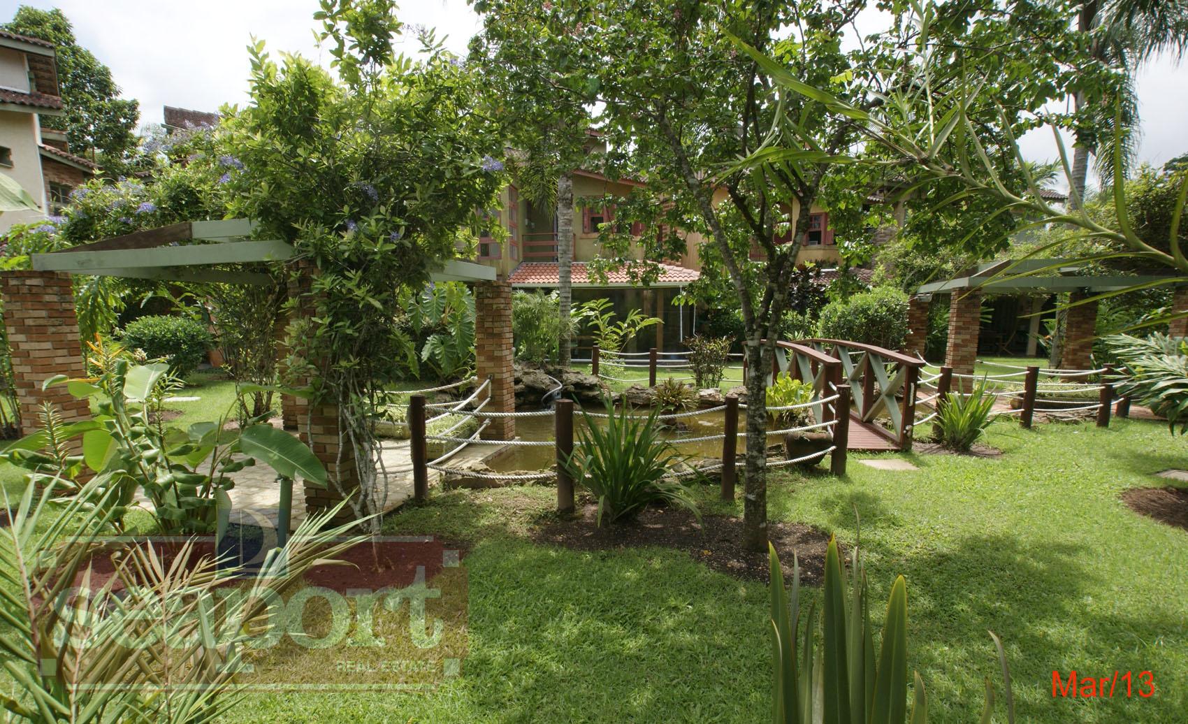 Jardim Área Comum