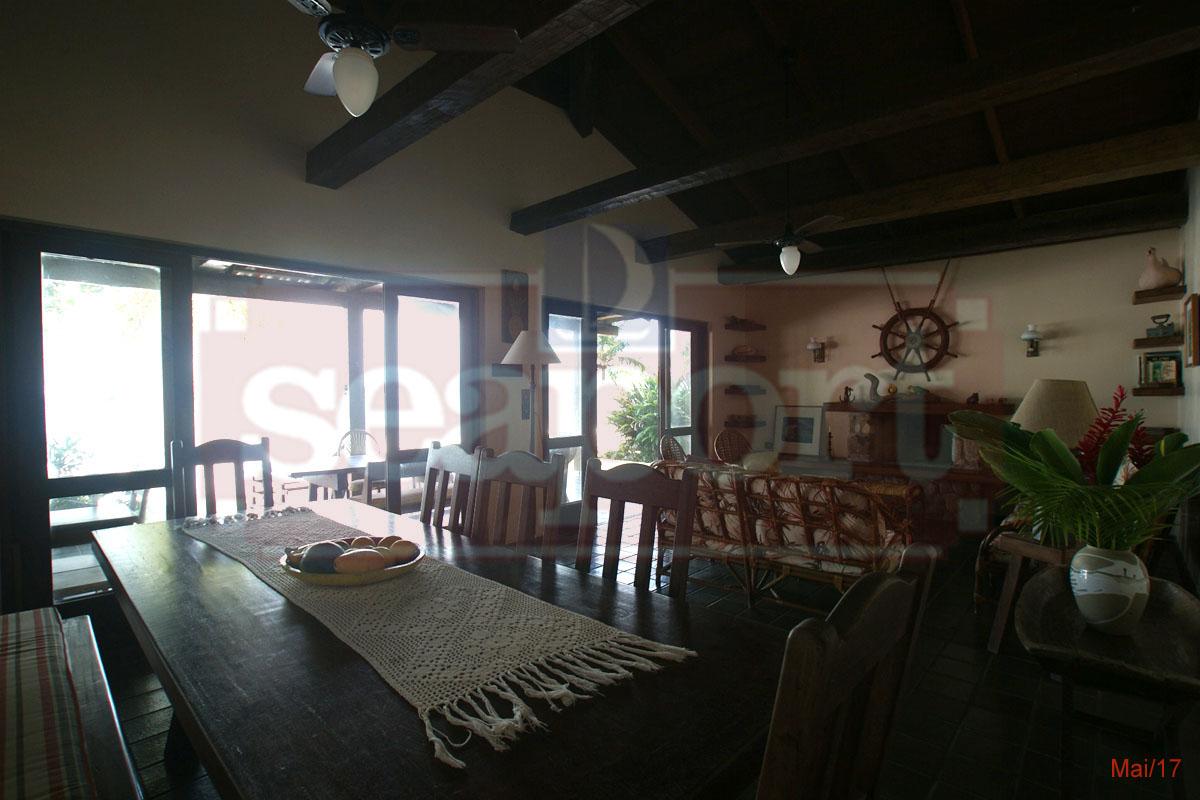 Sala de jantar/Sala de Estar