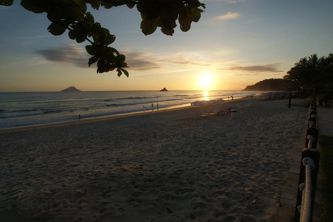 Praia Por do Sol