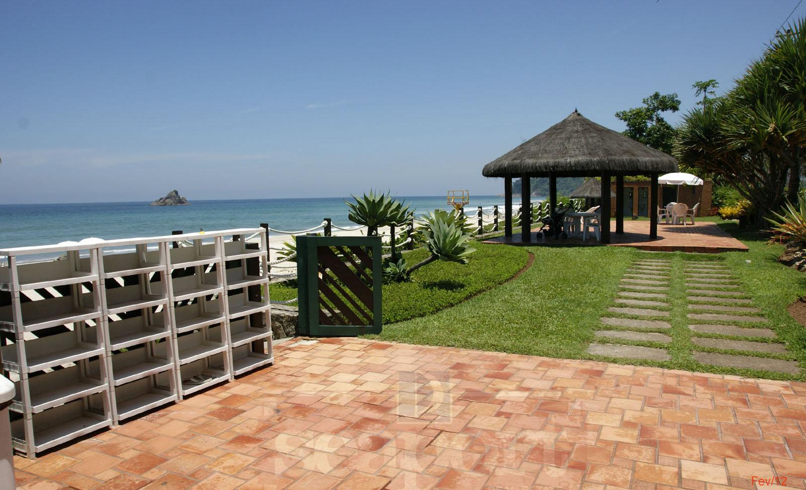 Deck Frente ao Mar
