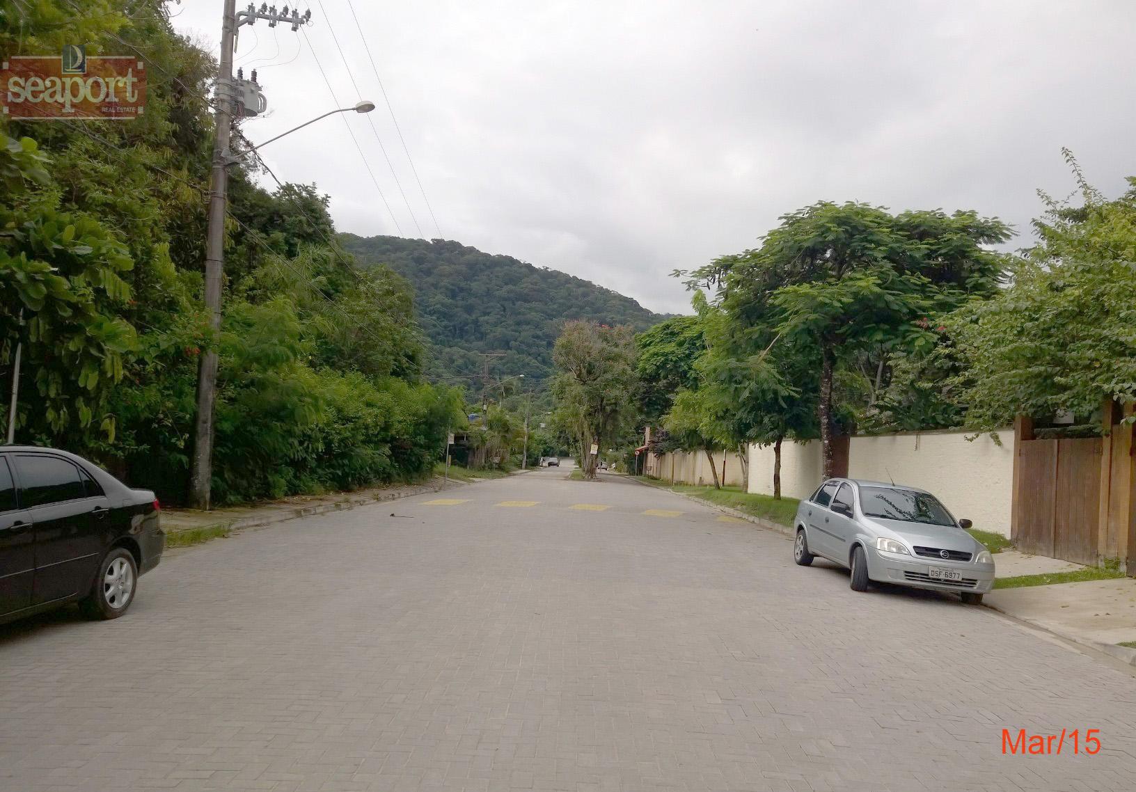 Rua de acesso Silvio Borges